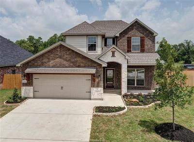 College Station TX Single Family Home For Sale: $331,700