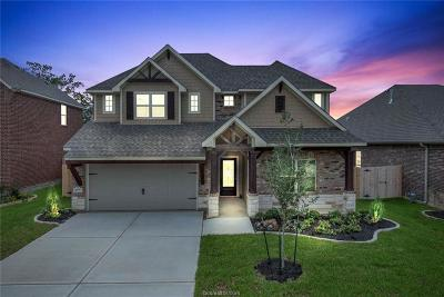 College Station TX Single Family Home For Sale: $370,370