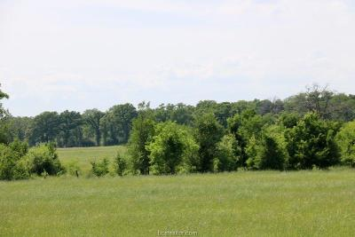 Navasota Residential Lots & Land For Sale: 93.47 Ac On Cr 403