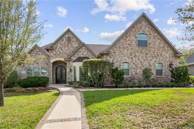 Bryan Single Family Home For Sale: 3211 Elm Creek Court