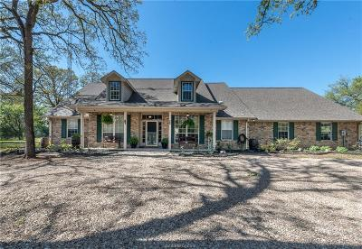 College Station Single Family Home For Sale: 4303 Turk Ranch Road