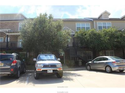 College Station Condo/Townhouse For Sale: 1725 South Harvey Mitchell #1323 #1323