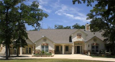 Burleson County Single Family Home For Sale: 14347 County Road 274
