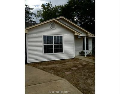College Station TX Rental For Rent: $1,295