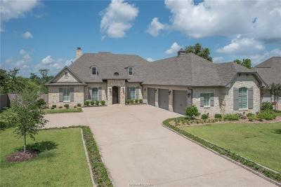 Bryan , College Stat Single Family Home For Sale: 3615 Park Meadow Lane