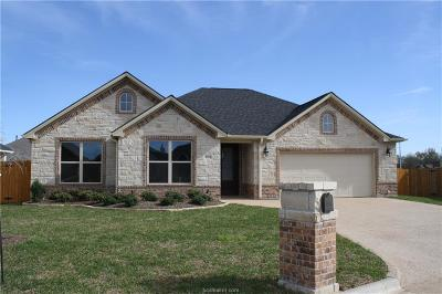 Bryan Single Family Home For Sale: 3105 Evan Drive