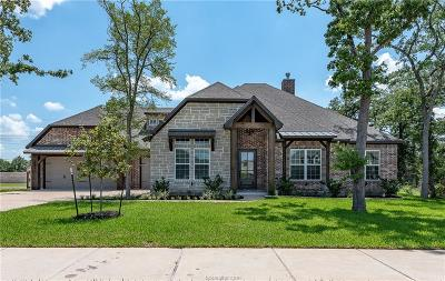 College Station Single Family Home For Sale: 1205 Quarry Oaks Drive