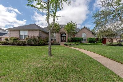 Brazos County Single Family Home For Sale: 5108 Sycamore Hills Drive