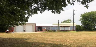 Robertson County Single Family Home For Sale: 7496 East Fm 979