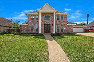College Station Single Family Home For Sale: 5110 Sycamore Hills Drive