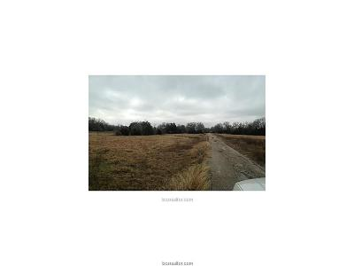 College Station Residential Lots & Land For Sale: Lot 1 Block 2 Double Mountain Drive