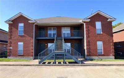 Bryan Rental For Rent: 1511 Hollowhill Drive #A
