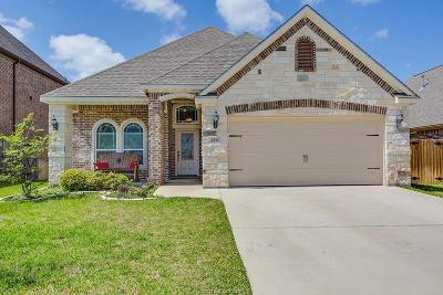 College Station Single Family Home For Sale: 2532 Warkworth Lane