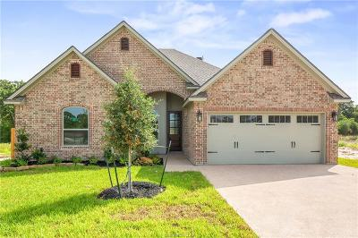 College Station Single Family Home For Sale: 4003 Eskew Drive