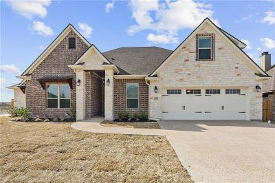 Brazos County Single Family Home For Sale: 4807 Coopers Hawk Drive
