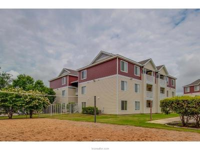 College Station Condo/Townhouse For Sale: 519 Southwest #204