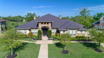College Station Single Family Home For Sale: 4920 Whistling Straits Loop