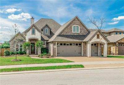 Brazos County Single Family Home For Sale: 4304 Odell Lane