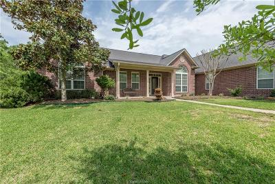 Bryan Single Family Home For Sale: 3927 Austins Estates Drive