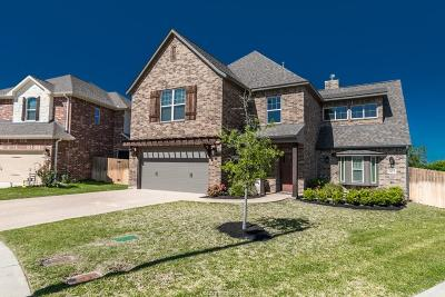 College Station TX Single Family Home For Sale: $324,900