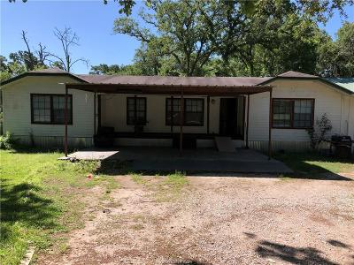 Bryan Single Family Home For Sale: 10480 That Way