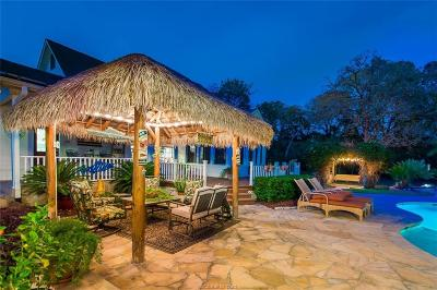 College Station TX Single Family Home For Sale: $525,000