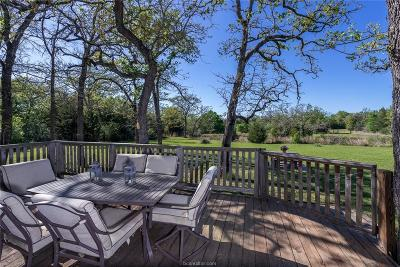 Bryan , College Station  Single Family Home For Sale: 5660 Pratt Road