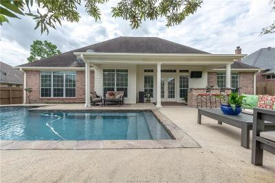 College Station Single Family Home For Sale: 4404 Appleby Place