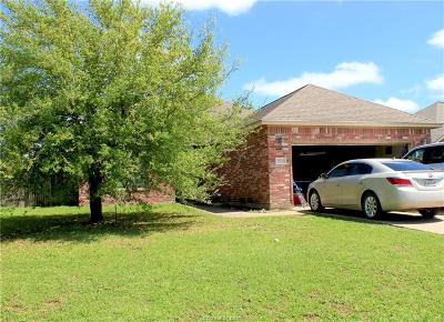 College Station Single Family Home For Sale: 3505 Marigold Street