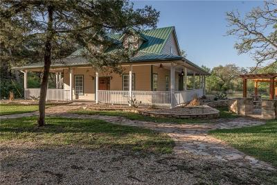 Burleson County Single Family Home For Sale: 641 County Road 411