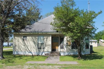 North Zulch Single Family Home For Sale: 398 Zulch Avenue