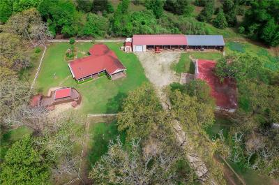 Burleson County Single Family Home For Sale: 10515 County Road 324