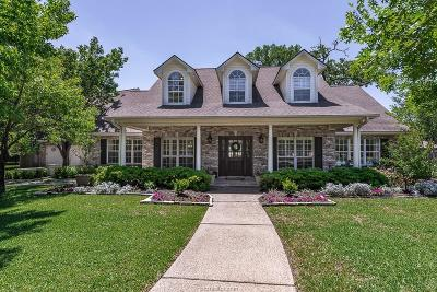 College Station Single Family Home For Sale: 800 Southern Hills Court