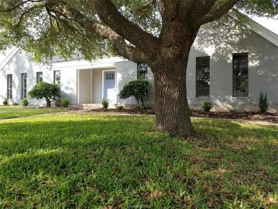 Bryan Single Family Home For Sale: 2700 Arbor Drive
