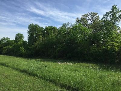 College Station Residential Lots & Land For Sale: 3001 Barron Cutt Off Road