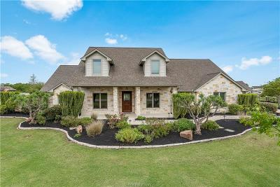 College Station Single Family Home For Sale: 9997 Hunters Run