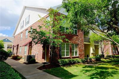 College Station Condo/Townhouse For Sale: 801 Luther Street #1504