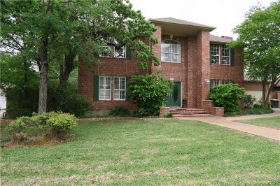 College Station Single Family Home For Sale: 2012 Pebblestone Court