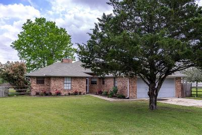 Bryan , College Station  Single Family Home For Sale: 1614 Blue Quail Lane