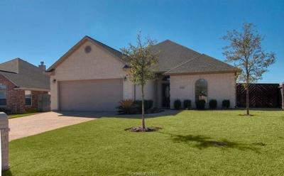 College Station Single Family Home For Sale: 8418 Lauren Drive