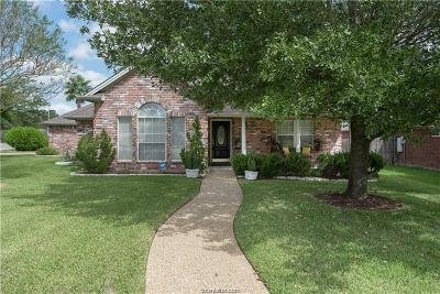 Austin's Colony Single Family Home For Sale: 2301 East Mercers