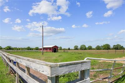 College Station, Bryan, Iola, Caldwell, Navasota, Franklin, Madisonville, North Zulch, Hearne Residential Lots & Land For Sale: 4882 Schehin Road