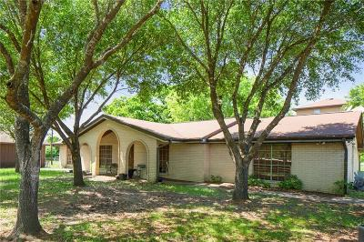 College Station Single Family Home Contingency Contract: 4882 Schehin Road