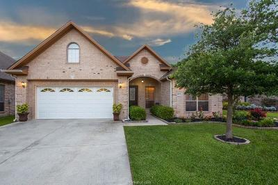 Bryan Single Family Home For Sale: 1911 Debbie Drive