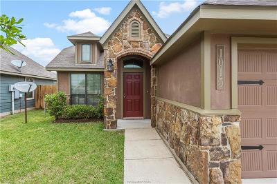 Bryan Single Family Home For Sale: 1015 Venice Drive