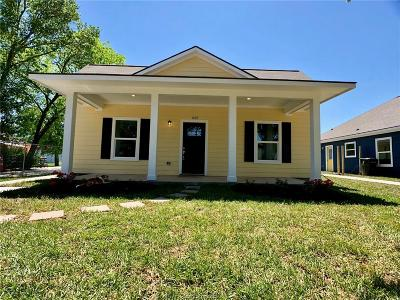 Bryan Single Family Home For Sale: 1509 Una Ave.