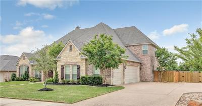 Brazos County Single Family Home For Sale: 5306 Saint Andrews Drive