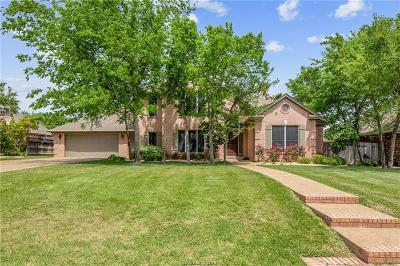 College Station Single Family Home For Sale: 8413 Shadow Oaks