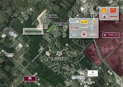 Bryan Residential Lots & Land For Sale: 6930 Chick