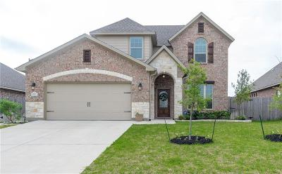 College Station Single Family Home For Sale: 2527 Kimbolton Drive
